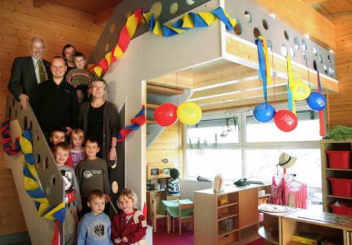 Evangelischer Kindergarten Herbolzheim, Schreinerei Spitzmüller + Klein GmbH Herbolzheim
